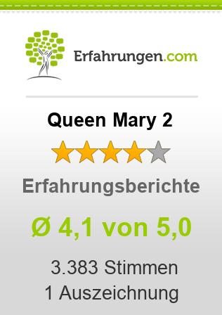 Queen Mary 2 Erfahrungen