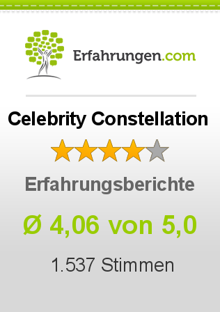 Celebrity Constellation Erfahrungen