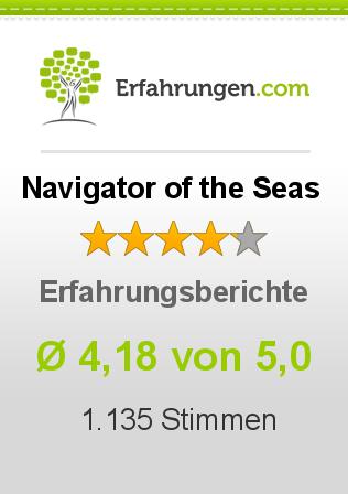 Navigator of the Seas Erfahrungen