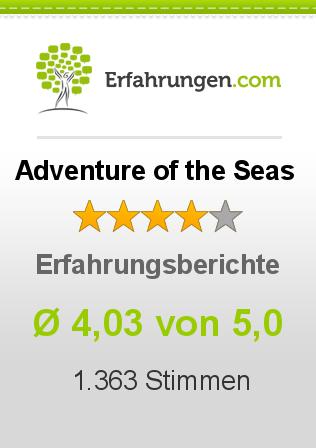 Adventure of the Seas Erfahrungen