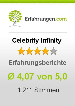 Celebrity Infinity Erfahrungen
