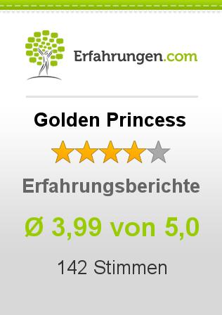 Golden Princess Erfahrungen
