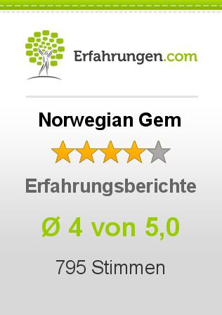 Norwegian Gem Erfahrungen