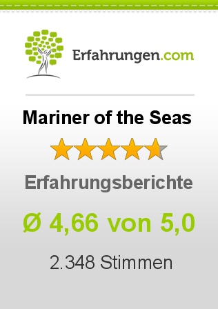 Mariner of the Seas Erfahrungen