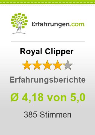 Royal Clipper Erfahrungen