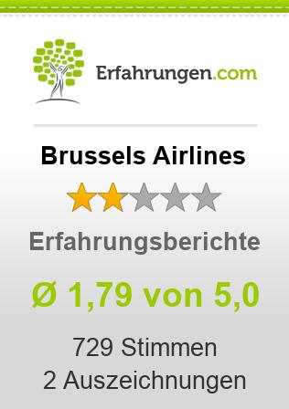 Brussels Airlines Erfahrungen