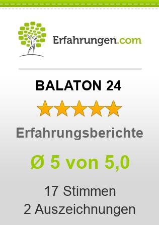 BALATON 24 Erfahrungen