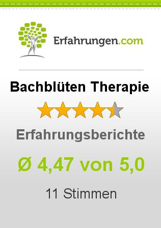 Bachblüten Therapie Erfahrungen