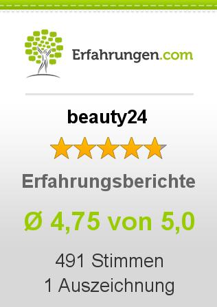 beauty24 Erfahrungen