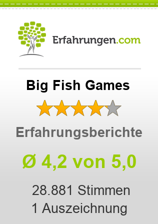 Big Fish Games Erfahrungen