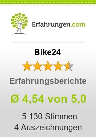 Bike24 Erfahrungen