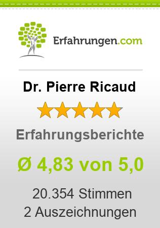 Dr. Pierre Ricaud Erfahrungen