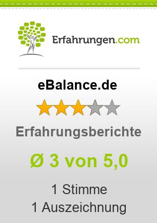 eBalance.de Erfahrungen
