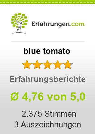 blue tomato Erfahrungen