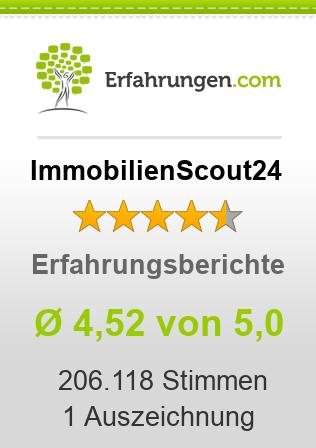 ImmobilienScout24 Erfahrungen