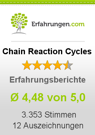 Chain Reaction Cycles Erfahrungen