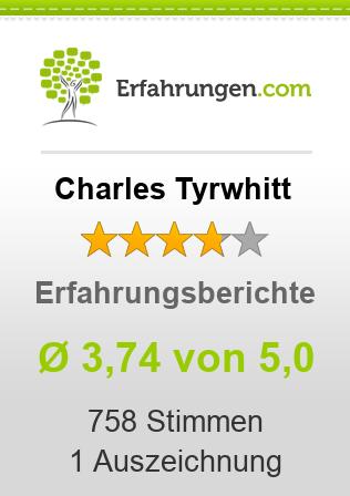 Charles Tyrwhitt Erfahrungen