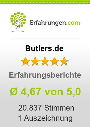 Butlers.de Erfahrungen