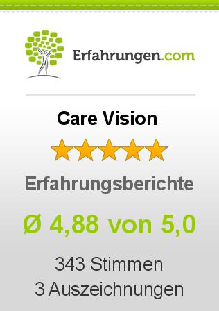 Care Vision Erfahrungen