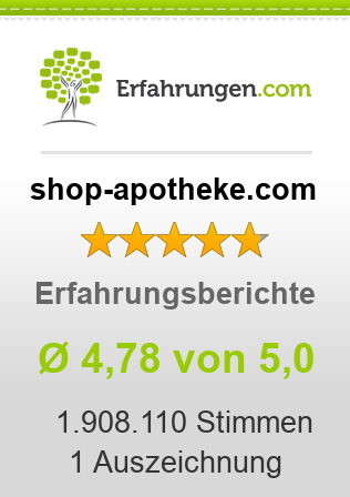 shop-apotheke.com Erfahrungen