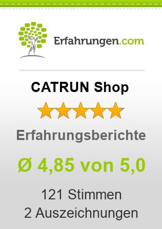 CATRUN Shop Erfahrungen