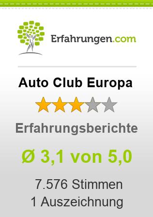 Auto Club Europa Erfahrungen