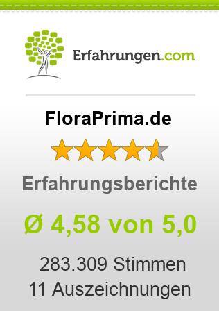 FloraPrima.de Erfahrungen