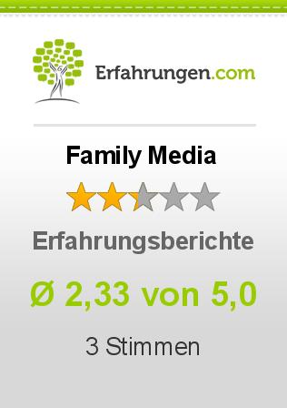 Family Media Erfahrungen