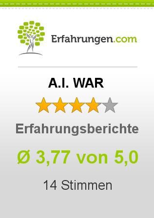 A.I. WAR Erfahrungen