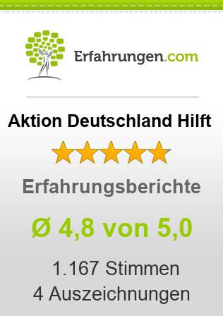 Aktion Deutschland Hilft Erfahrungen