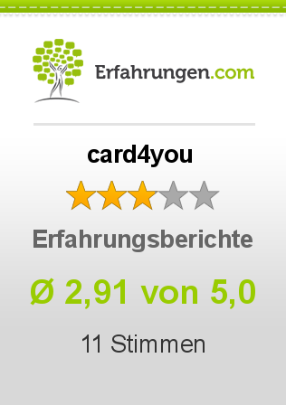 card4you Erfahrungen
