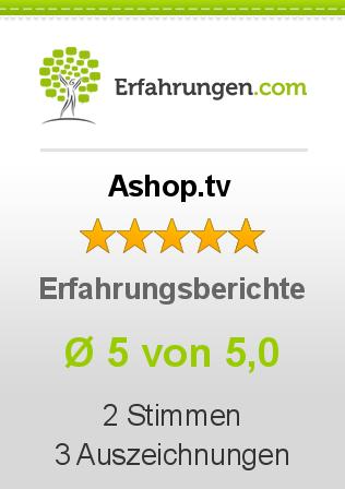 Ashop.tv Erfahrungen