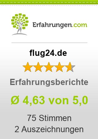 flug24.de Erfahrungen