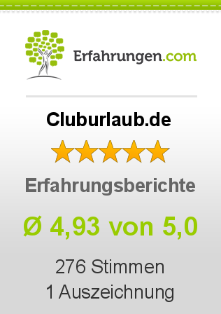 Cluburlaub.de Erfahrungen
