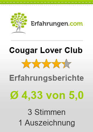 Cougar Lover Club Erfahrungen