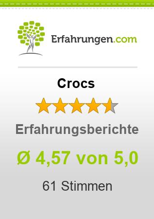 Crocs Erfahrungen