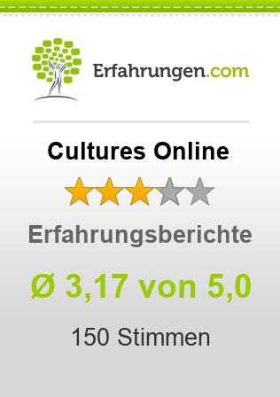 Cultures Online Erfahrungen