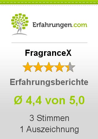 FragranceX Erfahrungen