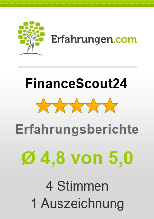 FinanceScout24 Bewertungen