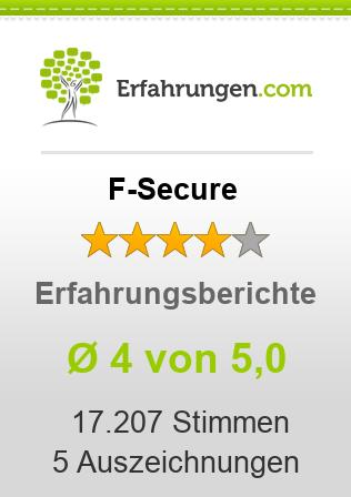 F-Secure Erfahrungen