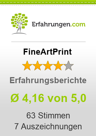 FineArtPrint Bewertungen