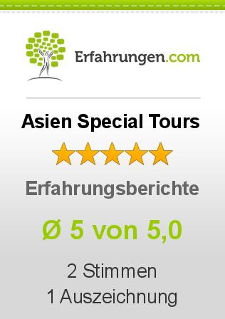 Asien Special Tours Erfahrungen
