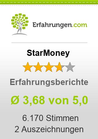 StarMoney Erfahrungen