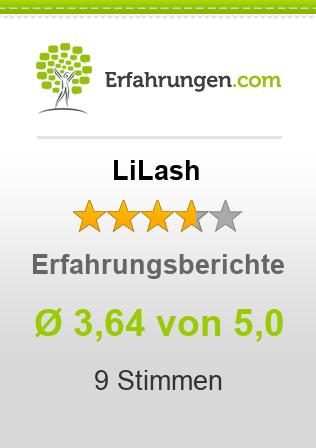 LiLash Erfahrungen