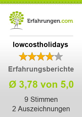 lowcostholidays Bewertungen