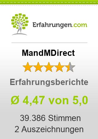 MandMDirect Erfahrungen