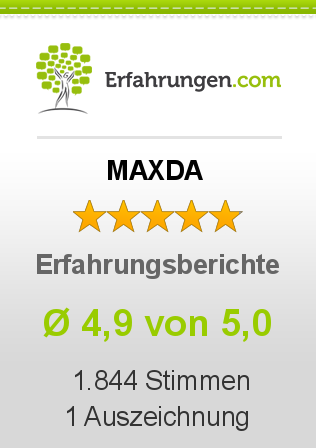 MAXDA Erfahrungen