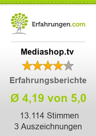 Mediashop.tv Erfahrungen
