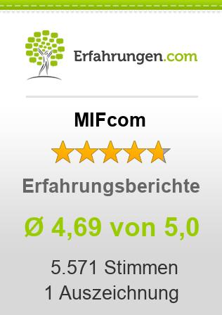 MIFcom Erfahrungen
