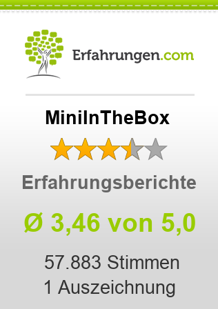 MiniInTheBox Bewertungen